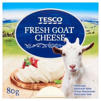 Tesco Fresh Goat Cheese 80 g