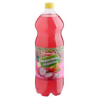 Sconto energiamentes sárkánygyümölcs ízű üdítőital édesítőszerekkel 2 l