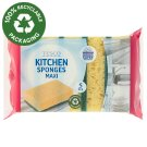 Tesco Maxi Kitchen Sponges 5 pcs