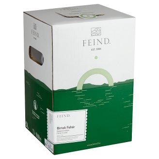 Feind Birtok Fehér White Cuvée Dry White Wine 12% 5 l