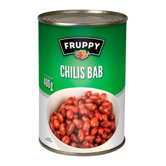 Fruppy Beans with Chili 400 g