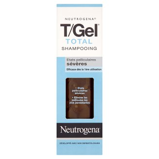 Neutrogena T/Gel Total korpásodás elleni sampon 125 ml