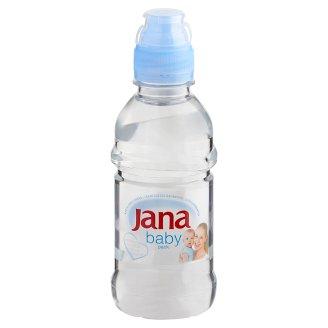 Jana Baby természetes szénsavmentes ásványvíz 250 ml