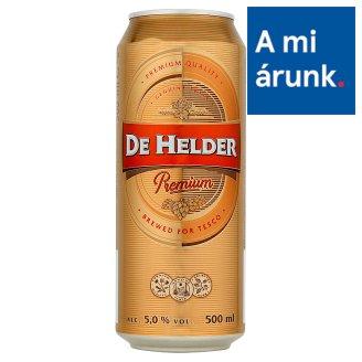 De Helder Premium Lager Beer 5% 500 ml