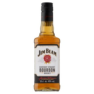 Jim Beam Bourbon whiskey 40% 0,5 l