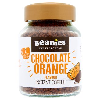 Beanies Chocolate Orange Flavour Instant Coffee 50 g