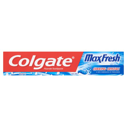 Colgate MaxFresh Cool Mint Toothpaste 75 ml