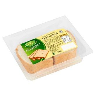 Ceres Sütő Glutafree gluténmentes toast szeletek 150 g