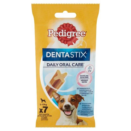 Pedigree DentaStix Complementary Pet Food for 5-10 kg, 4 Month+ Dogs 7 pcs 110 g