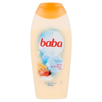 Baba Milk and Fruit Pampering Shower Gel 400 ml
