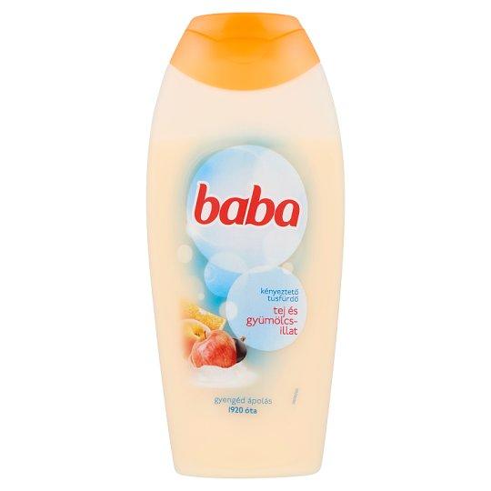 Baba Milk and Fruit Pampering Shower Gel 400 ml
