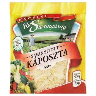 Rusa Savanyúság Pickled Cabbage 700 g