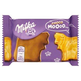 Milka Choco Moo Alpine Milk Chocolate Coated Biscuit 40 g