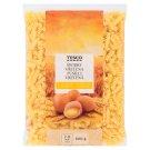 Tesco fusilli 4 tojásos száraztészta 500 g