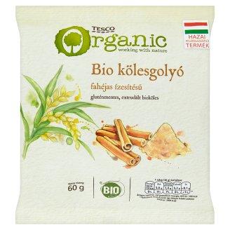 Tesco Organic Cinnamon Flavoured Millet Balls 60 g