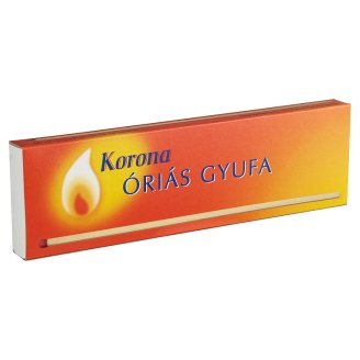 Korona Giant Matches 40 pcs