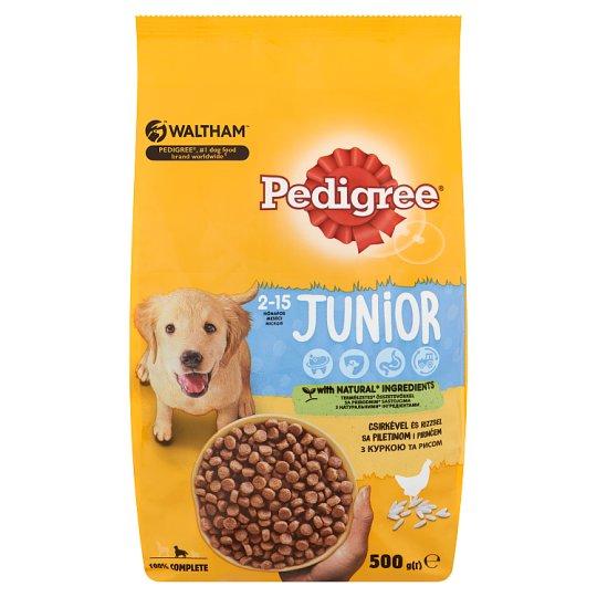 Pedigree Vital Protection Junior teljes értékű állateledel kölyökkutyáknak csirkehússal 500 g