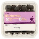 Tesco Blueberries 125 g