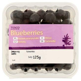 Tesco Blueberries 125 g