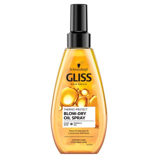 Gliss Kur Thermo-Protect Hair Oil 150 ml