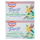 Dr. Oetker Finesse Natural Bourbon Vanilla Aroma 2 x 5 g