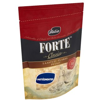 Valio Forte Italian Style, Lactose-Free, Semi-Fat, Hard Cheese Flakes 100 g