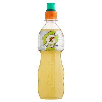 Gatorade Still Lemon Flavoured Isotonic Sport Drink with Sugar and Sweeteners 500 ml