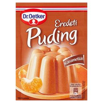 Dr. Oetker Eredeti Puding Caramel Flavoured Pudding Powder 40 g