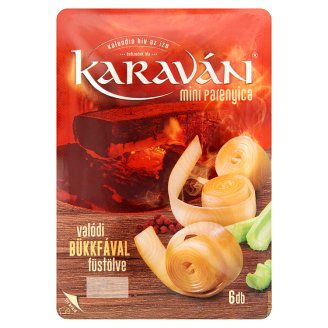 Karaván Mini Smoked Parenica Cheese 6 pcs 95 g