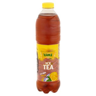 Márka citrom jeges tea 1,5 l