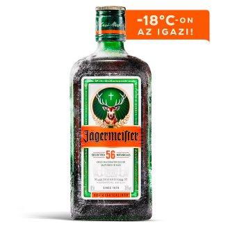 Jägermeister gyógynövény likőr 35% 0,5 l