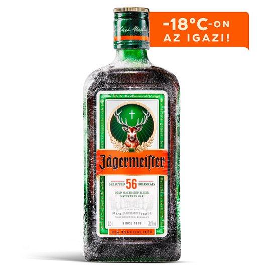 Jägermeister Herb Liqueur 35% 0,5 l