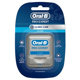 Oral-B Pro-Expert Clinic Line Fogselyem, 25 m