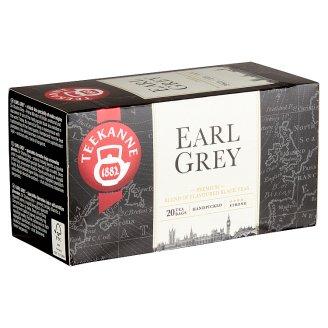 Teekanne Earl Grey bergamot ízesítésű fekete teakeverék 20 filter 33 g