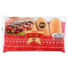 Tesco Hot-Dog Buns 4 pcs 250 g