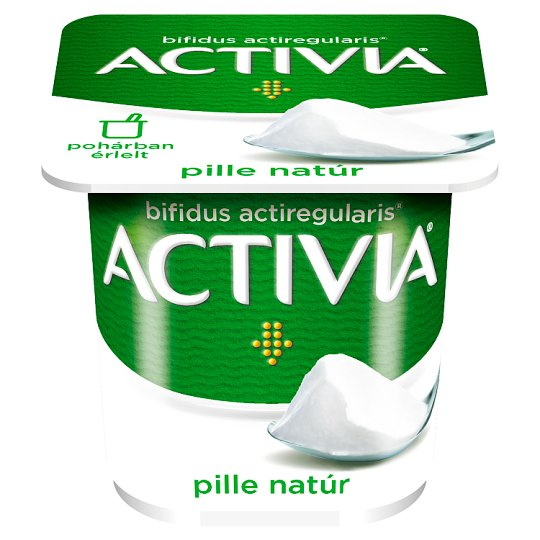 Danone Activia Pille Unflavoured Yoghurt with Live Cultures 125 g
