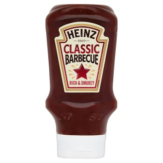 Heinz Classic Barbecue Sauce 480 g