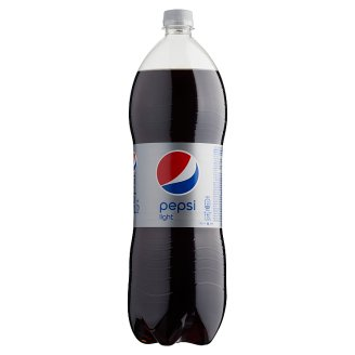 Pepsi Light Cola Flavoured Energy-Free Carbonated Soft Drink with Sweeteners 1,75 l
