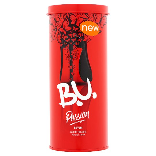 B.U. Passion eau de toilette 50 ml