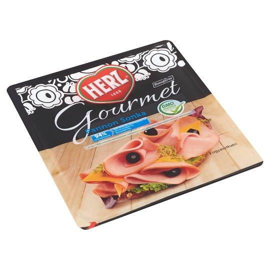 HERZ Gourmet Sliced Pannon Ham 100 g