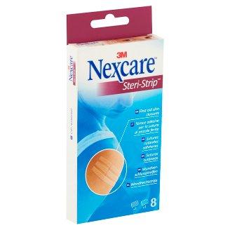 Nexcare Steri-Strip sebzáró csíkok