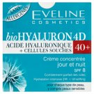 Eveline Cosmetics bioHyaluron 4D 40+Concentrated Day and Night Cream 50 ml