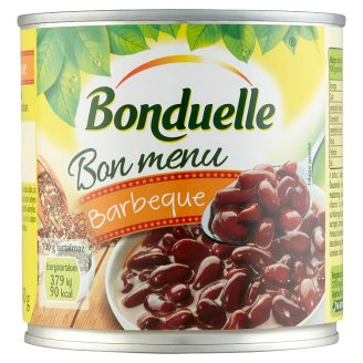 Bonduelle Bon Menu Barbeque Red Beans in Barbeque Sauce 430 g