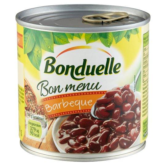 Bonduelle Bon Menu Barbeque vörösbab barbeque mártásban 430 g