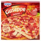 Dr. Oetker Guseppe Quick-Frozen Pizza with Salami 380 g