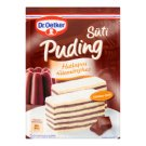 Dr. Oetker Süti Puding Chocolate Pudding Powder for Six-Layers Cake 100 g