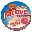 Medve Spreadable Processed Semi-Fat Cheese with Winter Salami 6 pcs 200 g