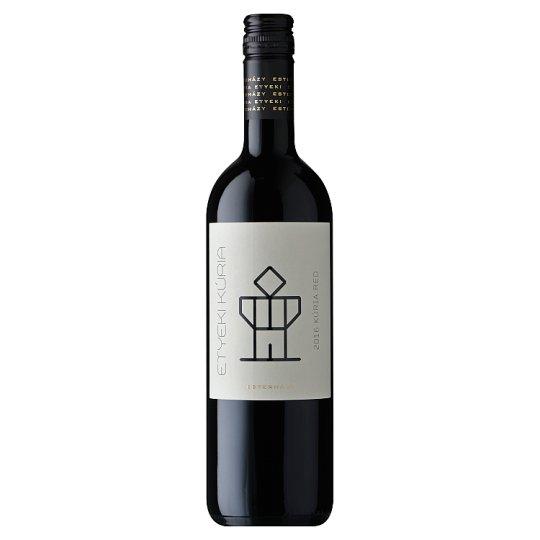 Etyeki Kúria Red Dry Red Wine 14% 0,75 l