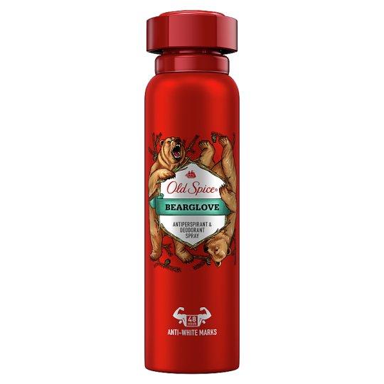 Old Spice Bearglove Antiperspirant And Deodorant Spray 150ML