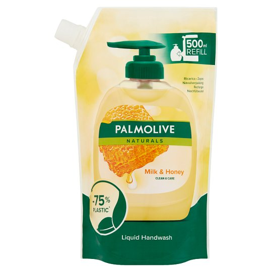 Palmolive Milk & Honey folyékony szappan utántöltő 500 ml